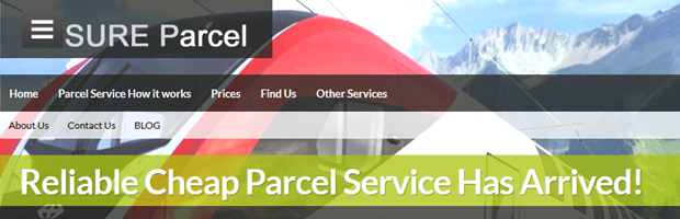 Cheap reliable Parcel Delivery Service