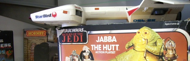 Toys From 1970s And 1980s 1970s And 1980s Toys Jabba